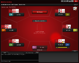 7 Stud Cash Game